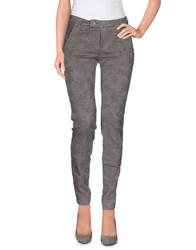 Nero Giardini Trousers Casual Trousers Women Grey