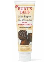 Burt's Bees Shea And Grapefruit Deep Conditioner