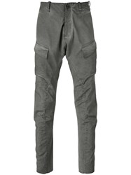 Masnada Loose Fit Pants Grey