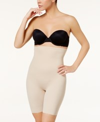 Miraclesuit Extra Firm Control High Waist Real Smooth Thigh Slimmer 2759 Nude