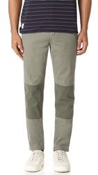 Native Youth Anderby Trousers Olive