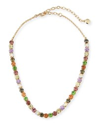 Baublebar Laurence Multicolor Crystal Necklace