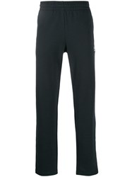 Emporio Armani Ea7 Slim Fit Track Trousers Blue