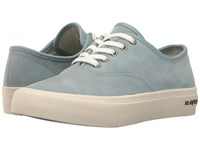 Seavees 06 64 Legend Sneaker Clipper Class Pacific Blue Women's Shoes