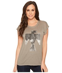 Ariat Sparky Top Jetty Gray Women's Clothing
