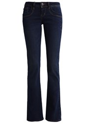 Ltb Valerie Bootcut Jeans Lesina Wash Dark Blue Denim