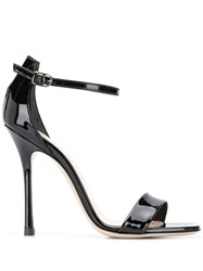 Marc Ellis Strappy Sandals Black