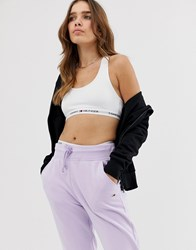 Tommy Jeans Classic Joggers Purple