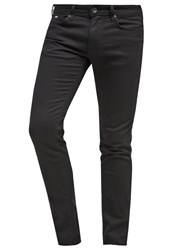 Gas Jeans Sax Slim Fit Super Black Black Denim