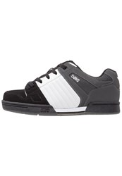 Dvs Shoe Company Celsius Skater Shoes Black White Grey