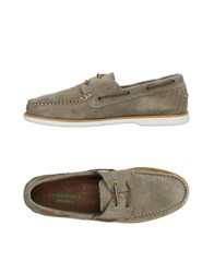 Lumberjack Loafers Military Green
