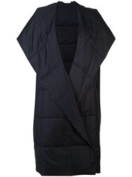 Dusan Loose Fitted Coat Black