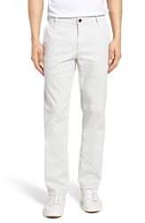 Ag Jeans Men's The Graduate Trousers Morning Grey