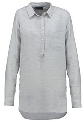 Gap Tunic Light Grey Heather Mottled Light Grey