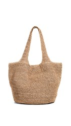 Hat Attack Carryall Tote Bag Toast