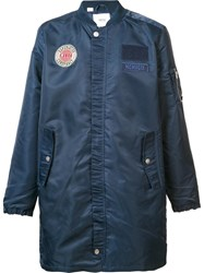 Wesc 'Ramon' Padded Jacket Blue