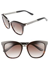 Jimmy Choo Women's Fabry 53Mm Sunglasses Havana