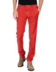 Myths Trousers Casual Trousers Men Red