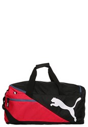 Puma Fundamentals Sports Bag Rose Red