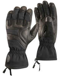 Black Diamond Patrol Gloves From Eastern Mountain Sports Black