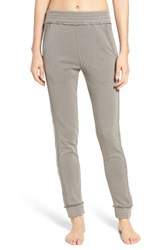 Free People Women's Back Into It Joggers Green