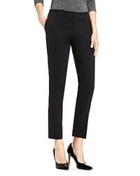 Vince Camuto Skinny Ankle Pants Rich Black
