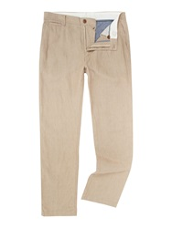 Linea Rover Linen Trousers Stone