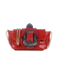 Studio Moda Handbags Red