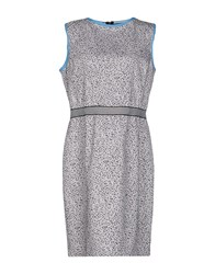 Massimo Rebecchi Dresses Short Dresses Women Grey