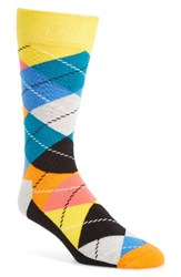 Happy Socks Men's Argyle