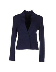 Pinko Black Suits And Jackets Blazers Women Blue