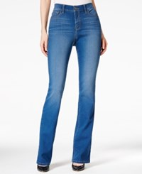Styleandco. Style And Co. Tummy Control Demi Wash Bootcut Jeans Only At Macy's