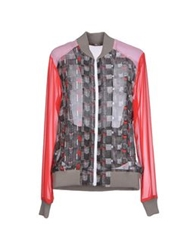 Amaranto Jackets Grey