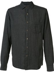 Alex Mill Classic Button Down Shirt Grey