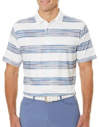 Callaway Golf Performance Space Dyed Polo Bright White