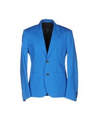 Marc By Marc Jacobs Blazers Bright Blue