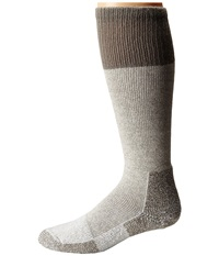 Thorlos Hunting Warm Weather Grey Crew Cut Socks Shoes Gray