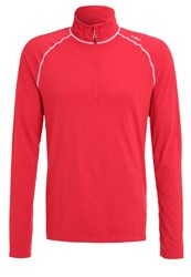 Cmp F.Lli Campagnolo Long Sleeved Top Red