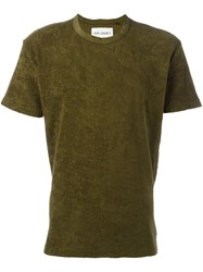 Our Legacy 'Perfect' T Shirt Green
