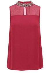 Dorothy Perkins Vest Red