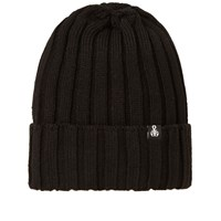 Sophnet. Basic Knit Beanie Black