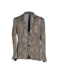 U Ni Ty Suits And Jackets Blazers Men Grey