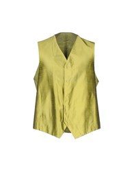 Pal Zileri Cerimonia Vests Light Green