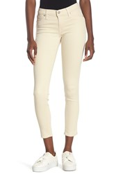 Hudson Jeans Krista Ankle Skinny Faded Yell