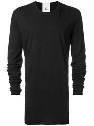 Lost And Found Rooms Long Sleeve T Shirt Black
