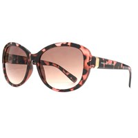 French Connection 26Fcu664 Pink Tort Sunglasses
