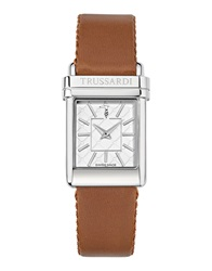 Trussardi Wrist Watches Brown