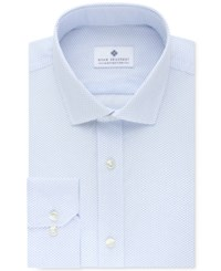 Ryan Seacrest Distinction Men's Slim Fit Non Iron Afternoon Sky Print Dress Shirt Only At Macy's