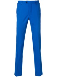 Billionaire Slim Fit Chinos Blue