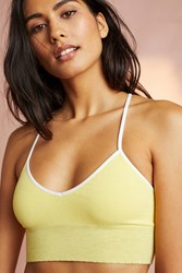 Floreat Seamless T Yellow